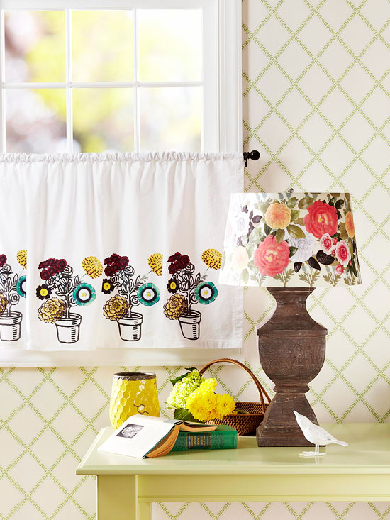 Easy Fabric Projects 2013 Decorating Ideas