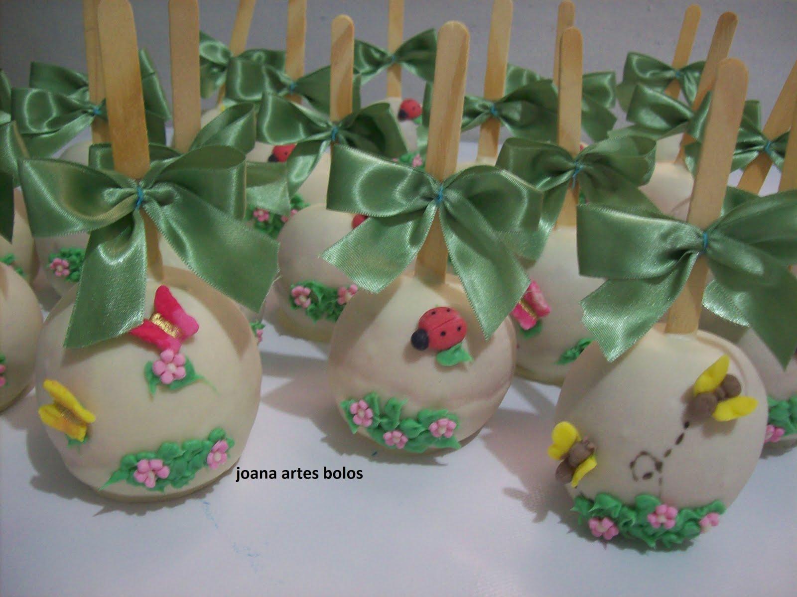 por joana artes bolos às 12 46 marcadores bolos jardim encantado