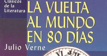 Leer Online La Vuelta al Mundo en 80 Días   Julio Verne