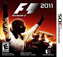 Download - 0136 - Formula 1 2011 - 3DS ROMs