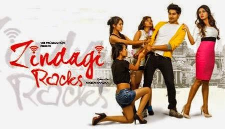 Zindagi Rocks Poster