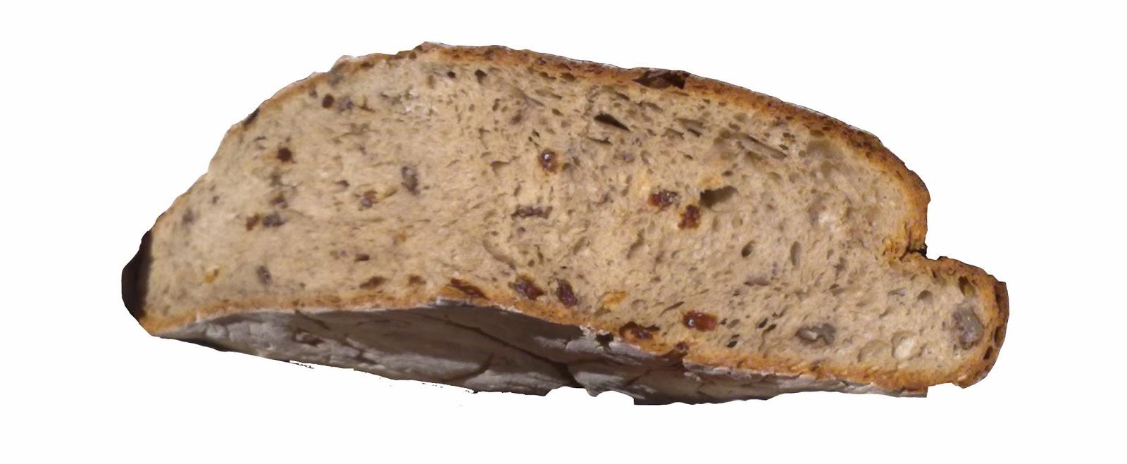 Recetas de cocina saludables y fáciles: Pan casero