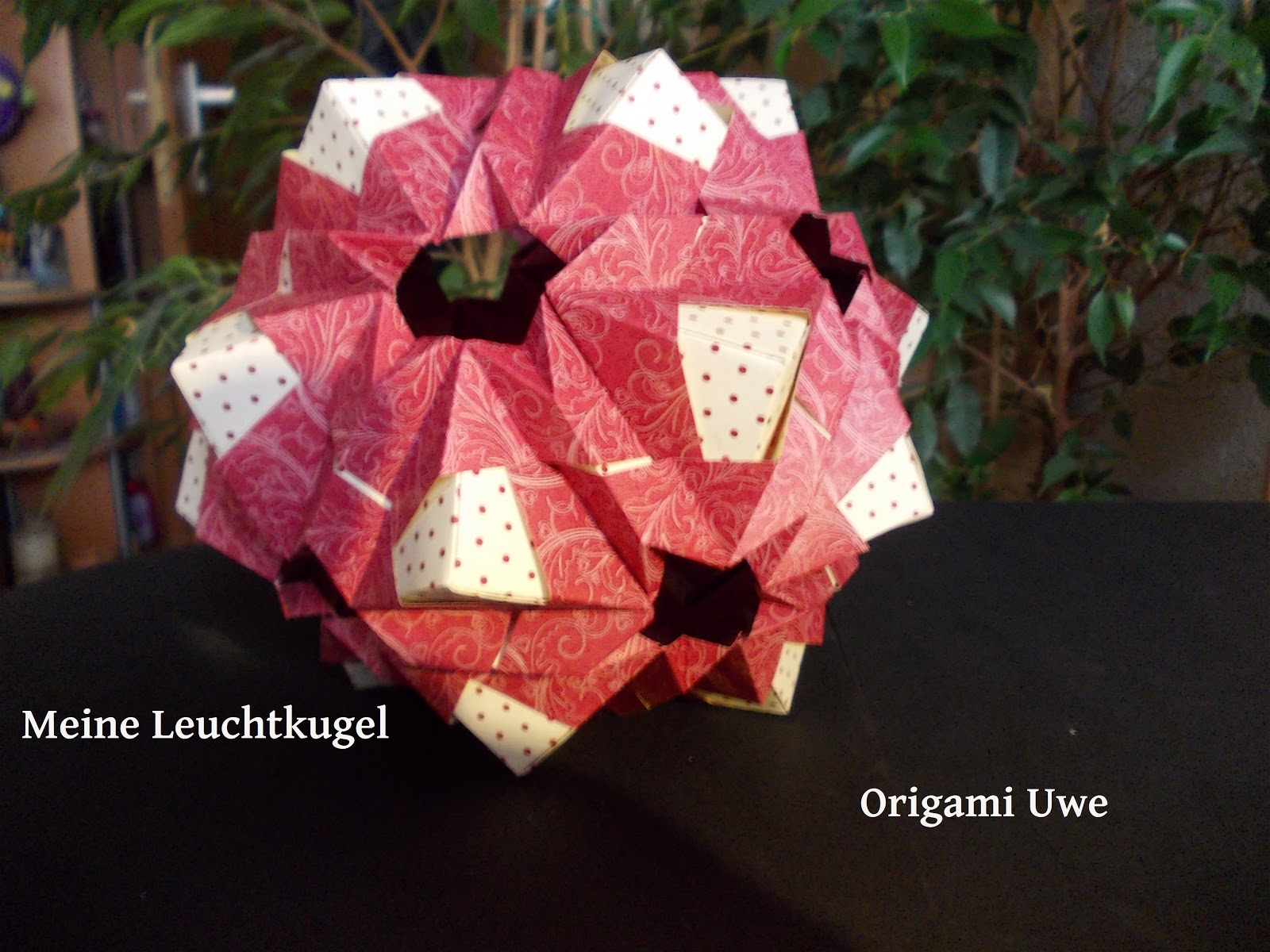 origami fleurogami und sterne diagramm leuchtkugel. Black Bedroom Furniture Sets. Home Design Ideas