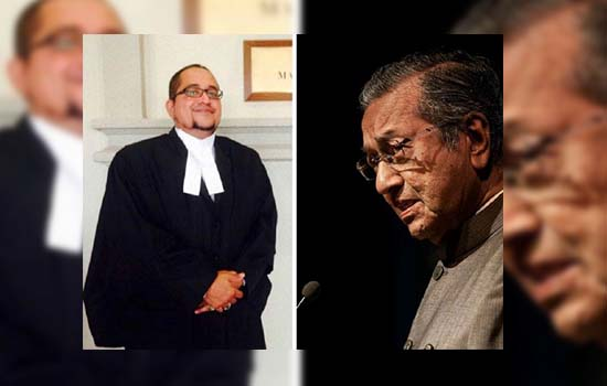 Doa Peguam Untuk Tun Mahathir Dikecam Hebat