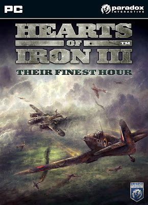 Hearts of Iron III: Their Finest Hour Free Download