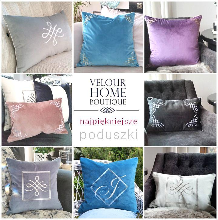 najpiękniejsze poduszki