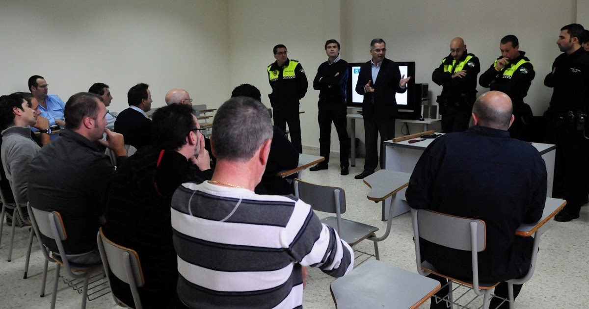Espalgeciras escuela de polic a local de algeciras - Policia nacional algeciras ...