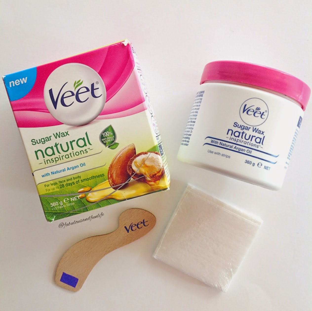Fabulous and Fun Life: Veet Hair Removal Product Reviews
