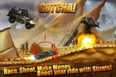 Road Warriors Best Car Racing Game