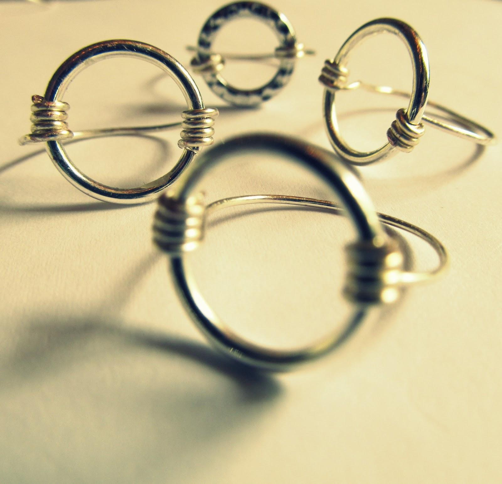 wobisobi sweetheart wire rings diy