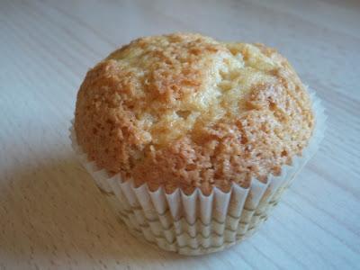 Cupcakes de vainilla con buttercream de vainilla