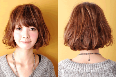 Roze Boomerang Com Hair Perming Experience In Seoul