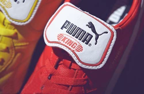 Limited edition Puma King Top 98 FG football boots