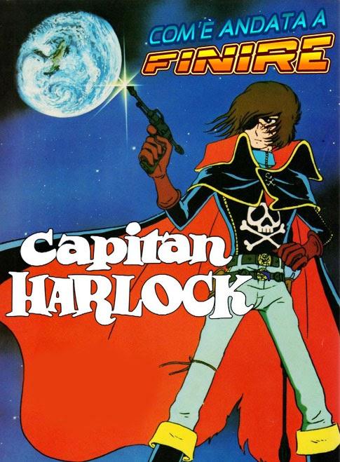 come finisce Capitan Harlock