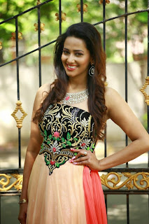 Tamil Actress Sanjana Singh Latest Pictures at Birthday Celetion  017.jpg