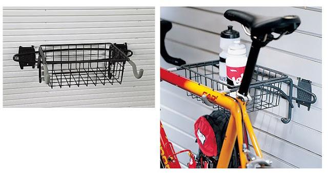 Garage Bike Storage