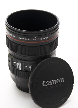 Canon lens mug 24 105mm mark ii belangkas art for Canon photo lens mug