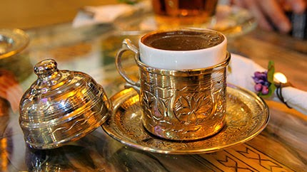 طريقة عمل القهوة التركية اللذيذة