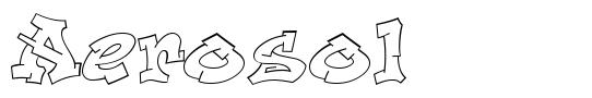178 Graffiti Fonts Style 2