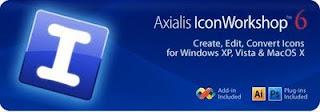 Axialis IconWorkshop 6.60:Membuat Ikon Sendiri untuk Windows, Macintosh dan Unix