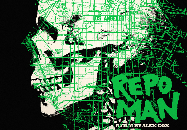 Repo Man Posters by Tyler Stout & Jay Shaw