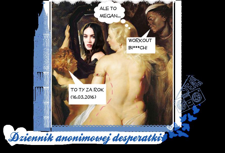 Anonimowa S. w pogoni za marzeniami!