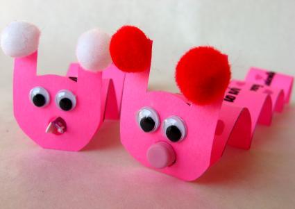 Manualidades San Valentín para niños preescolar - Imagui