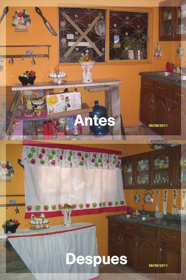MaxyFiesta: Decoracion de Cocina
