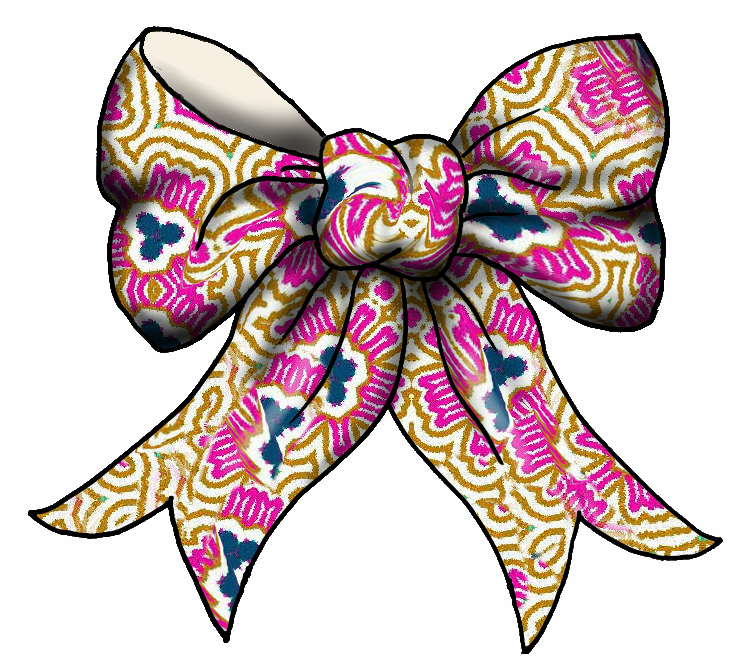 Artbyjean paper crafts 43 brightly colored ribbon bows for Ribbon arts and crafts