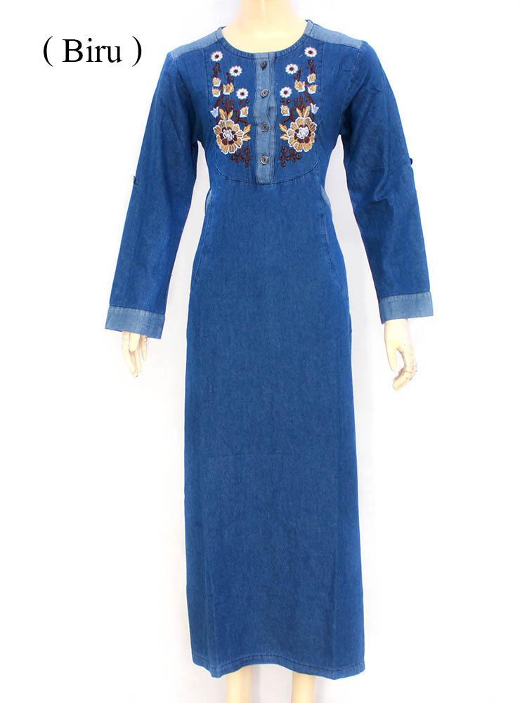 Baju Gamis Busana Muslim Di Tanah Abang Auto Design Tech