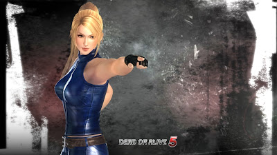 Sarah Bryant Dead or Alive 5  Wallpaper