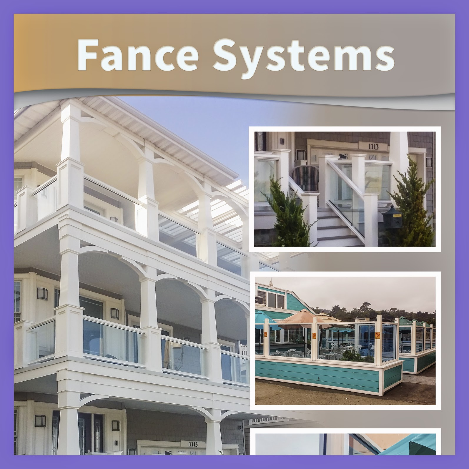 Fance Systems