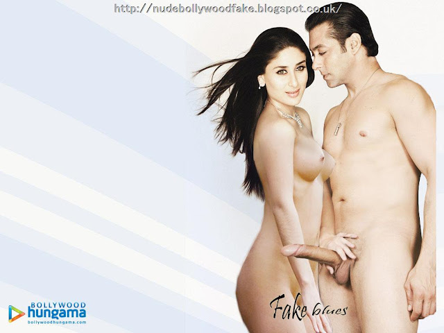 Salman Khan Nude Fakes Photos