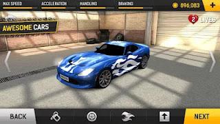 Game Racing Fever MOD APK (Mod Monkey) Terbaru