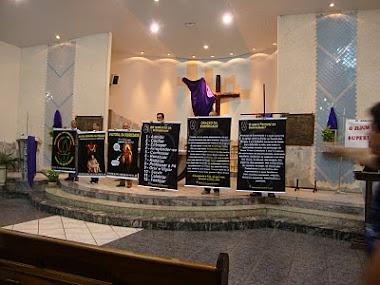 Missa diocesana  MÉS DE MARÇO 2011