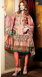 Firdous Corduroy Collection 2013