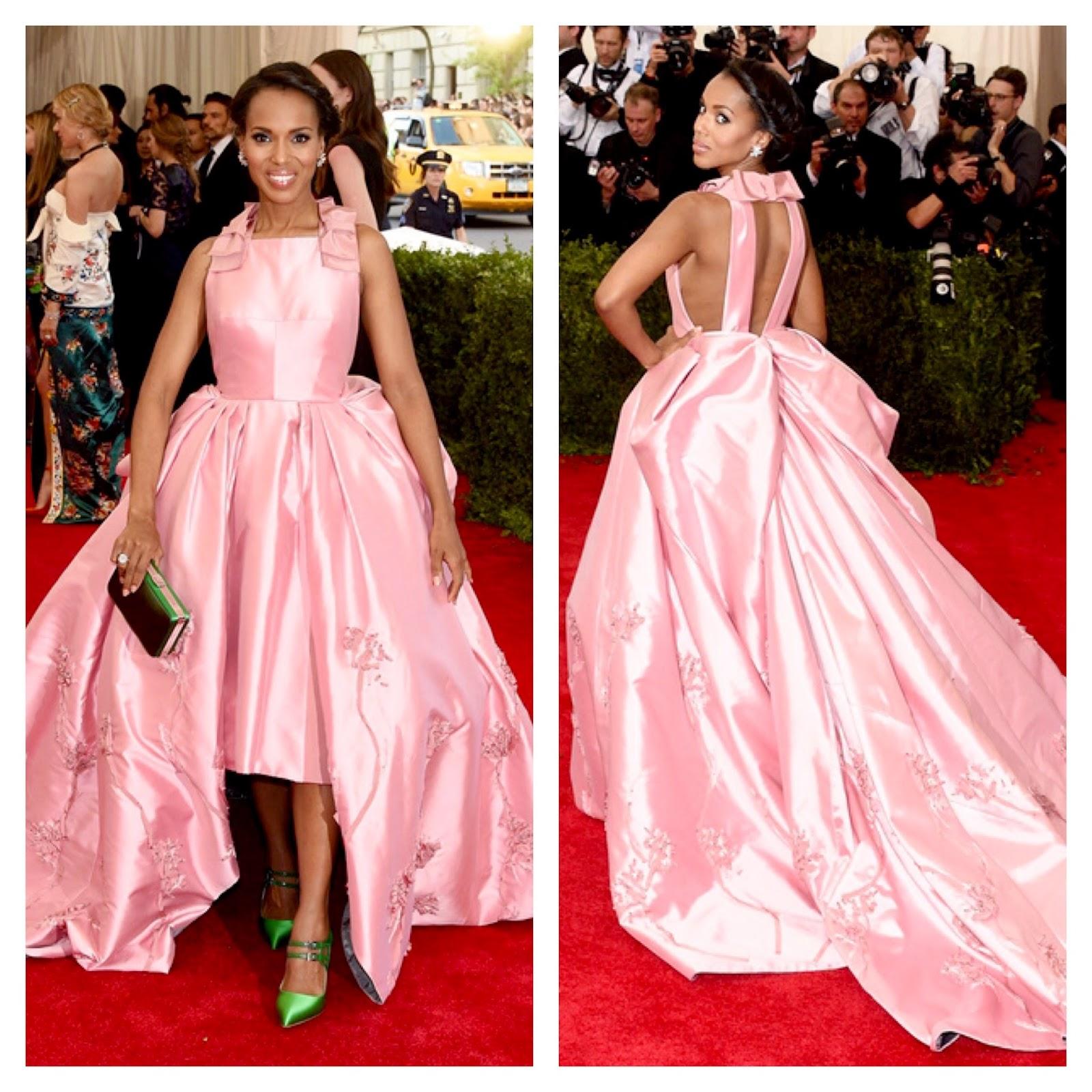 ALFOMBRA ROJA GALA MET 2015 | Tendencias de Moda: Carmen Jane Style