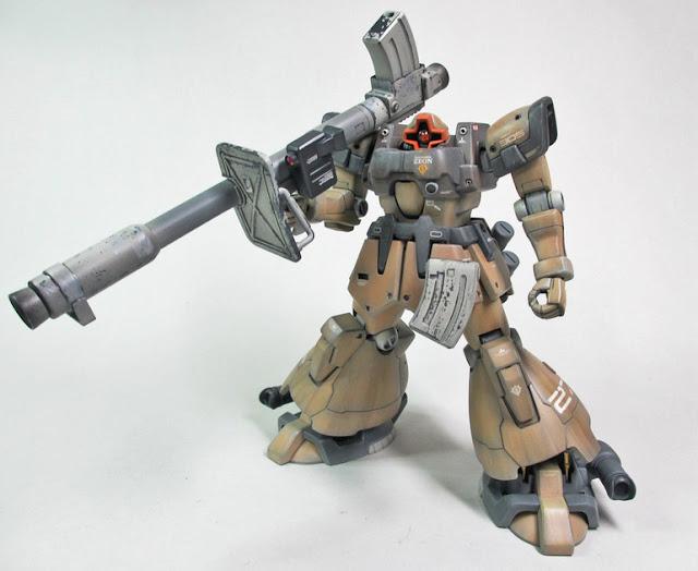 Model Kits Gundam Dom Tropen