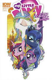MLP Friendship is Magic #34 Comic