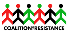 Affiliated to the Coalition of Resistance