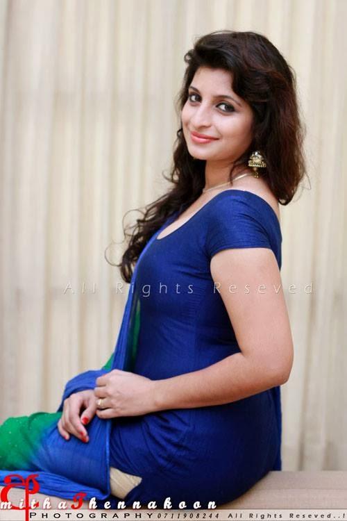 Madu thilini Bogahawatta tele drama actress
