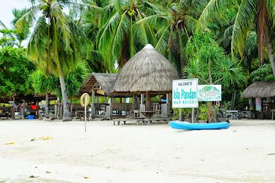 Isla Pandan Resort Puerto Princesa Palawan