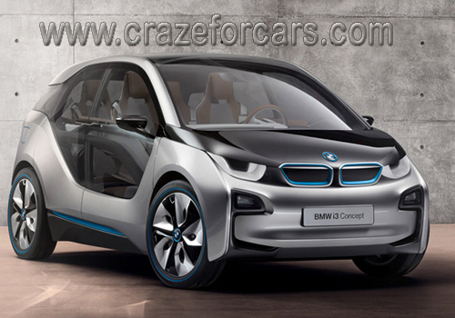 BMW i3 Electric car Sales Online