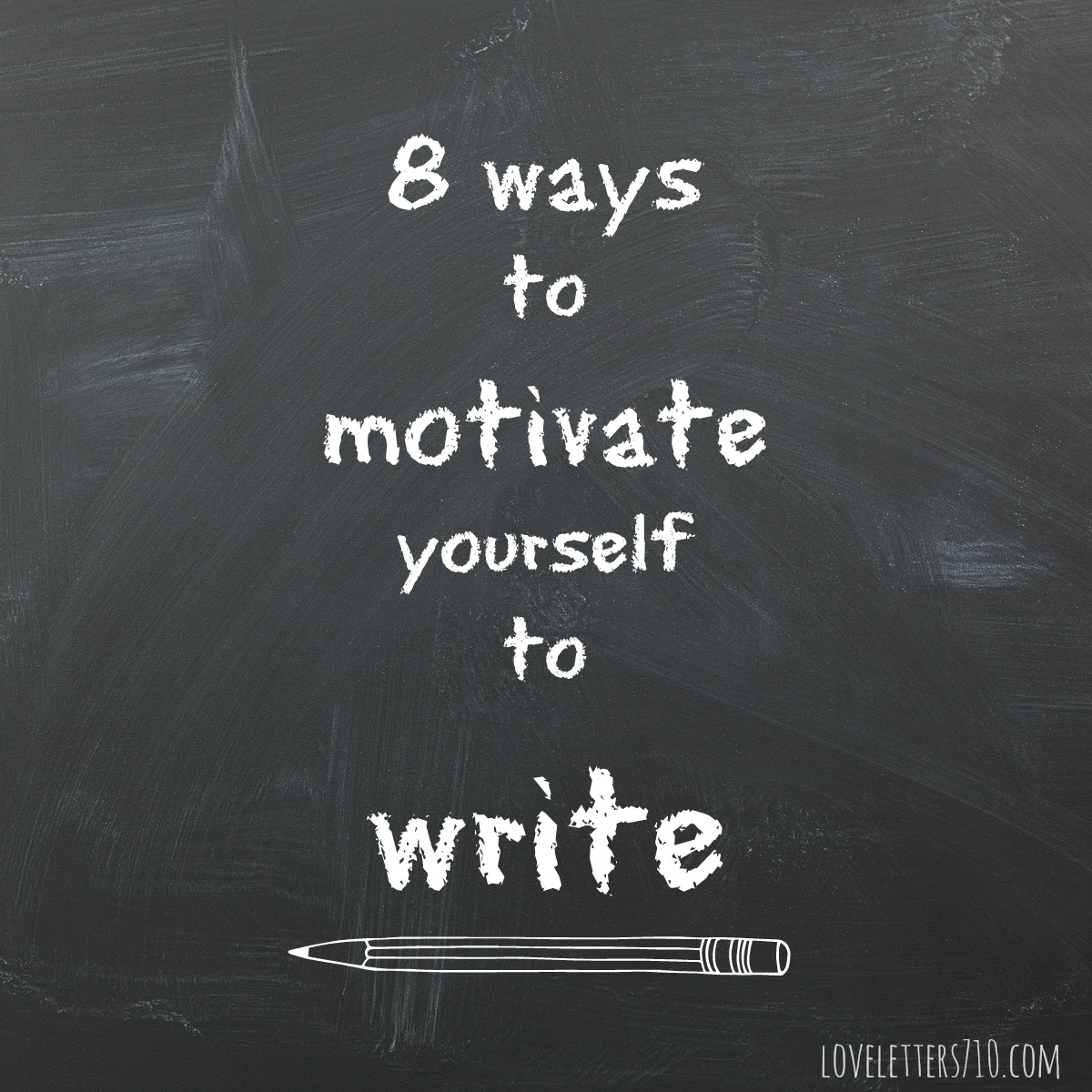 How to motivate yourself to write a book