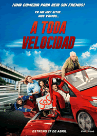 A Toda Velocidad / Full Speed: A Fondo Poster