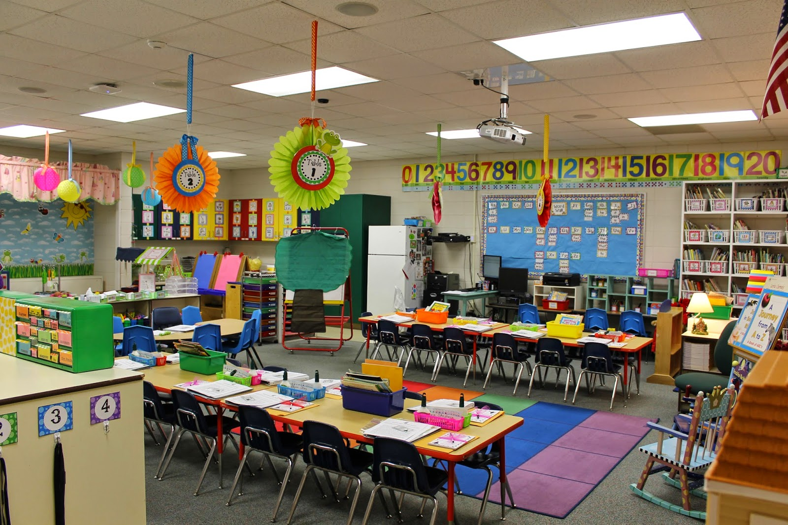 Once upon a time a pine palace our classroom