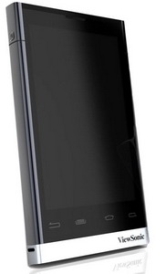 ViewSonic ViewPad 4 Android smartphone unveiled