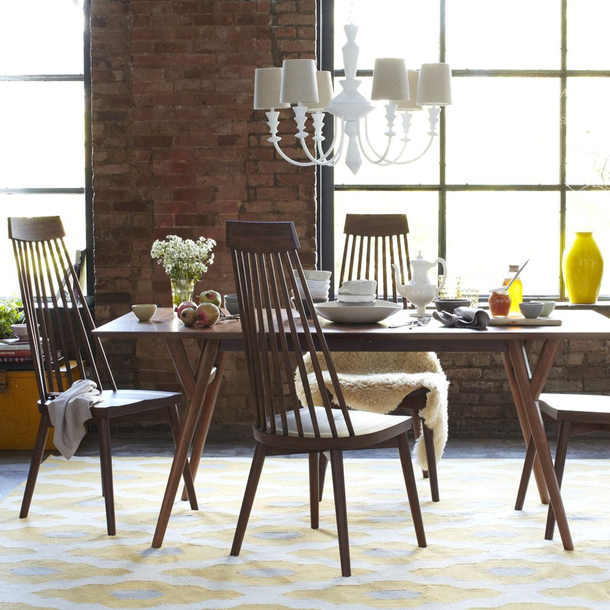 West Elm Kitchen Table Amy Vosper Six Of The Best Dining Tables