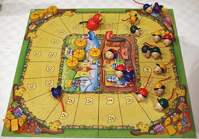 Seguir creciendo propuestas de juegos de mesa para ni os - Mesas para ninos pequenos ...