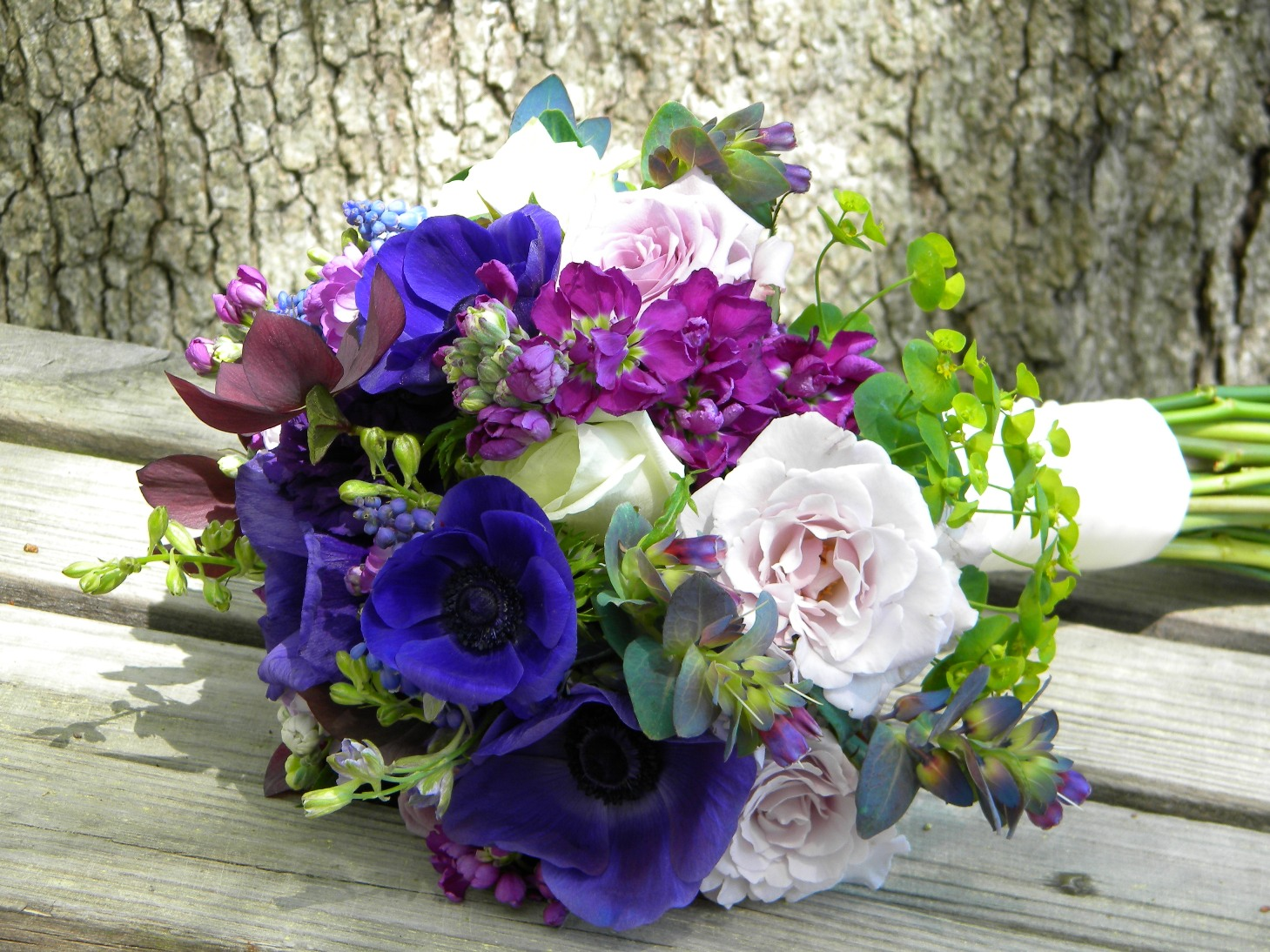 Wedding Flowers From Springwell April 2013
